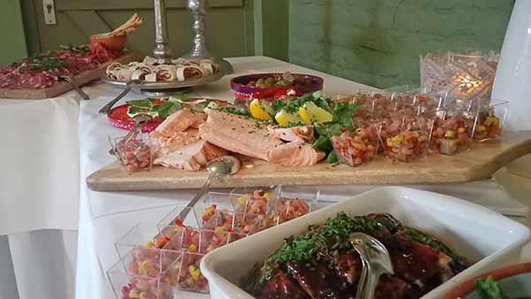 Tapas buffet 1